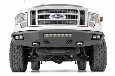 Rough Country - Rough Country Heavy Duty Front LED Bumper 10767 - Image 3