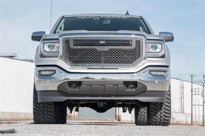 Rough Country - Rough Country Suspension Lift Kit w/Shocks 12157 - Image 3