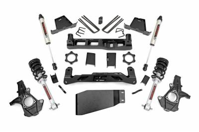 Rough Country - Rough Country Suspension Lift Kit w/Shocks 23637 - Image 1