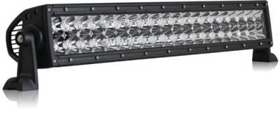 "Fog/Driving Lights and Components - Offroad/Racing Lamp Kit - Rigid - Rigid Industries E Series 20"" LED Lightbar - Spot/Flood Combo"