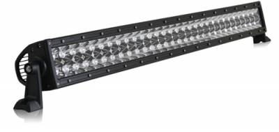 "Fog/Driving Lights and Components - Offroad/Racing Lamp Kit - Rigid - Rigid Industries E Series 30"" LED Lightbar - Spot/Flood Combo"