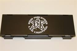 "Fog/Driving Lights and Components - Fog/Driving Light Cover - Rigid - Rigid Industries 10"" E-Series Light Bar Cover - Black"