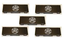 "Fog/Driving Lights and Components - Fog/Driving Light Cover - Rigid - Rigid Industries 50"" E-Series Light Bar Cover - Black"