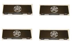 "Fog/Driving Lights and Components - Fog/Driving Light Cover - Rigid - Rigid Industries 40"" E-Series Light Bar Cover - Black"