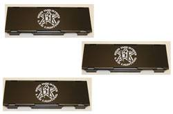 "Fog/Driving Lights and Components - Fog/Driving Light Cover - Rigid - Rigid Industries 30"" E-Series Light Bar Cover - Black"