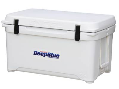 Engel Coolers - Engel Eng65 DeepBlue Performance Cooler - White - 65QT