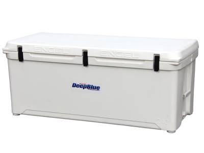 Engel Coolers - Engel ENG240 DeepBlue Performance Cooler - White - 240QT