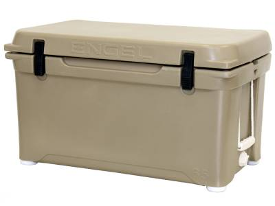 Engel Coolers - Engel Eng65-T DeepBlue Performance Cooler - Tan - 65QT