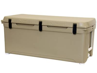 Engel Coolers - Engel ENG123-T DeepBlue Performance Cooler - Tan - 123QT