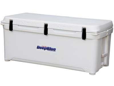 Engel Coolers - Engel ENG123 DeepBlue Performance Cooler - White - 123QT