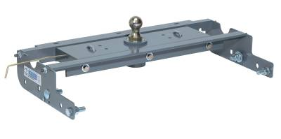 B and W Towing Products - B&W GNRK1251 - Turnoverball Gooseneck Hitch - Toyota Tundra
